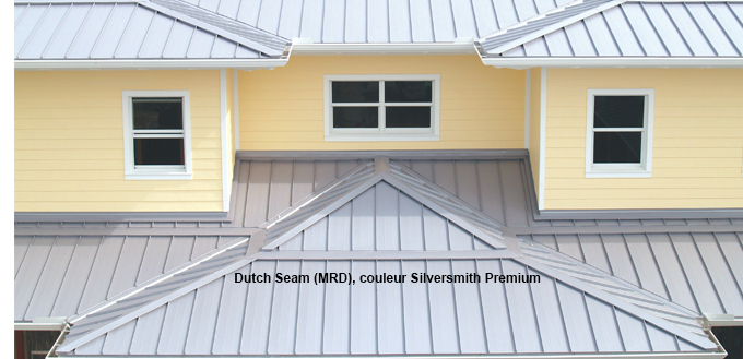 Dutch Seam MRD couleur Silversmith